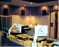 Sony PCL 405 Audio Mastering & Sound Design Room Photo