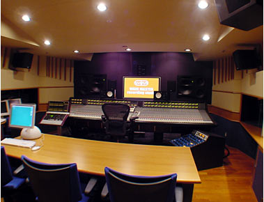 Recording Studio Photo